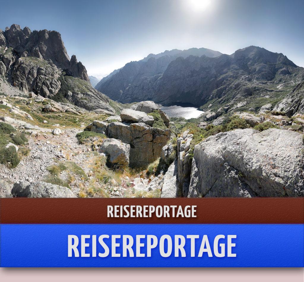 reisefotografie-korsika-panorama-capitellosee-lac-de-melo-bergsee-berge-wanderung-frankreich-campingplatz-reisereportage