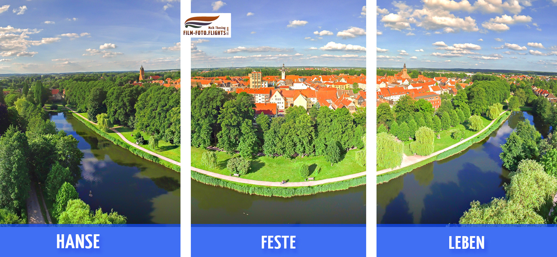 gardelegen-poster-plakat-wall-hansestadt-luftbild-luftaufnahme-fotograf-3-tuerme-hopfentuerme-rathaus-marienkirche-nikolaikirche-hansefest-stadtgraben-panorama-hansefest